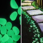 Glow in the Dark Pebbles - $14 with FREE Shipping!